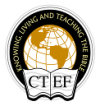 CTEF Logo