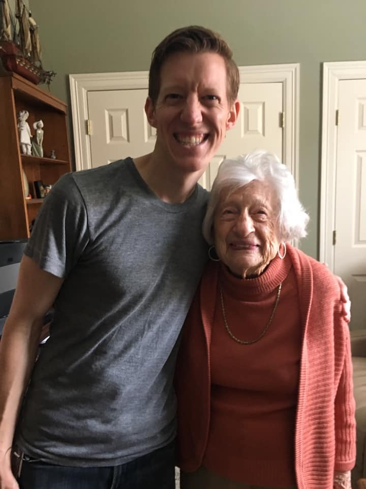 Goodbye to Grandma