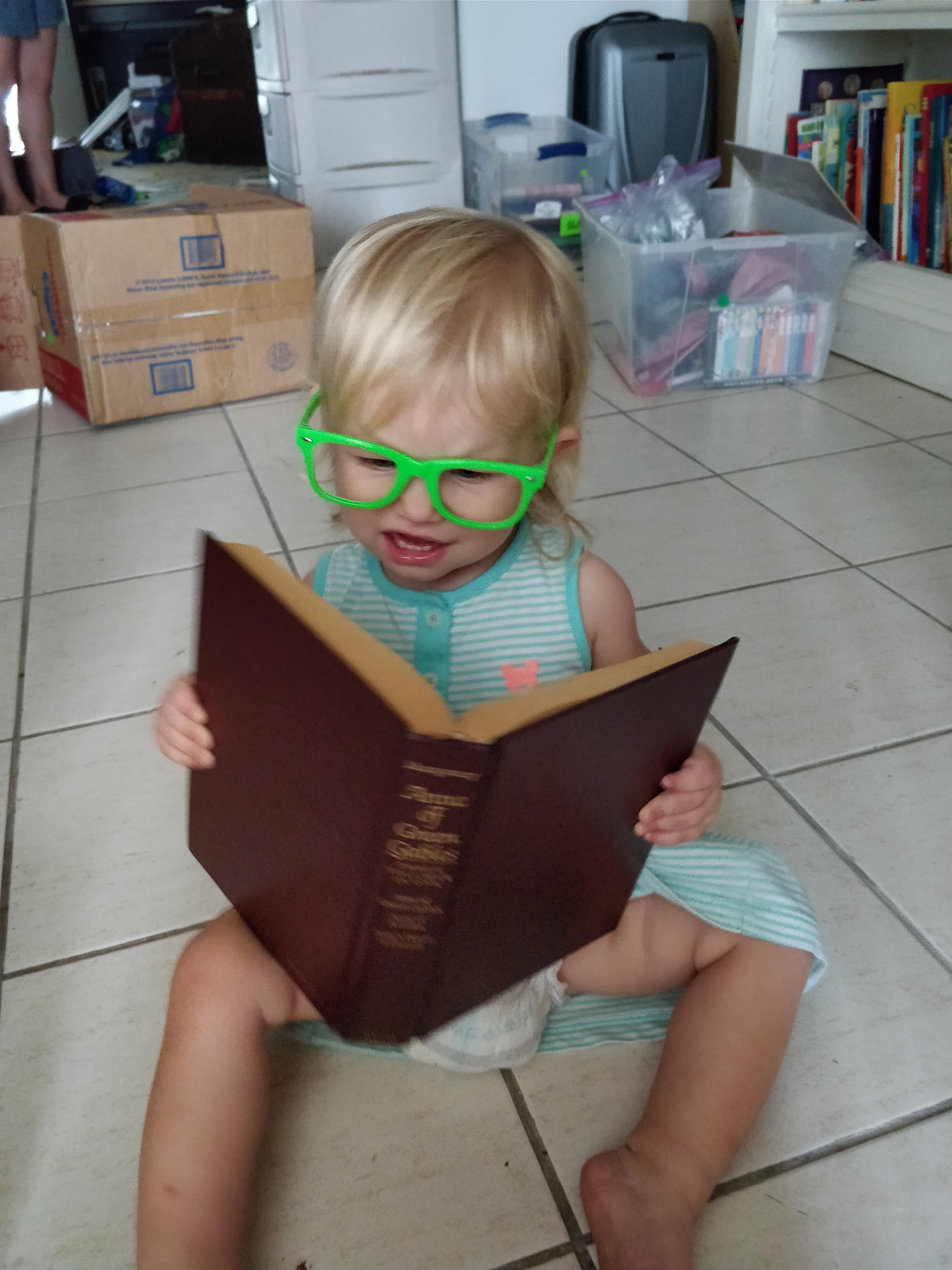 Tori Reading