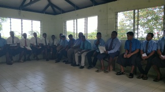 Student Orientation at Fiji Bible College