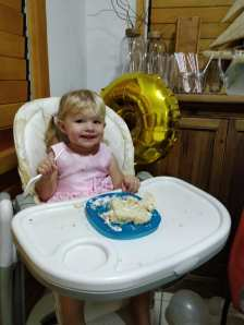 Tori second birthday
