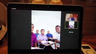 Fiji Bible College on Zoom