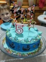 Taj Fifth Birthday